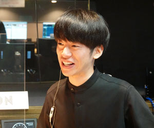 DJ松永の笑う顔の画像