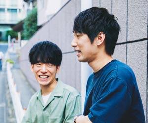 DJ松永と朝井リョウの2ショット画像