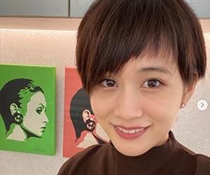前田敦子の顔アップ画像