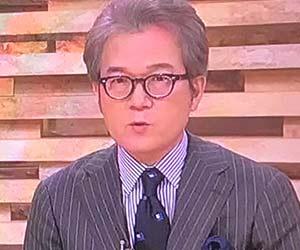 有馬キャスター10月26日放送「ニュースウォチ9」の画像