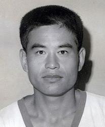 1964年の川淵三郎の顔画像