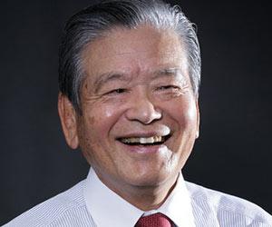 川淵三郎の顔アップ画像