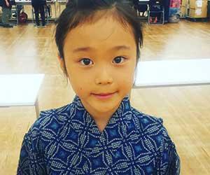 小林優仁「青天を衝け」衣装での顔アップ画像
