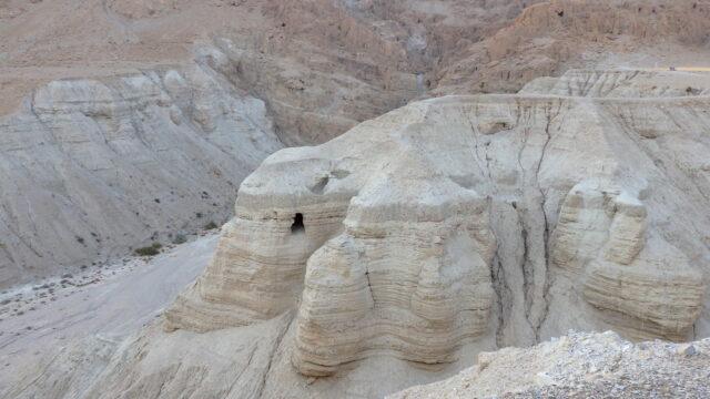 ユダヤ砂漠のクムラン国立公園