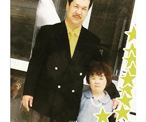 ぼる塾あんりの幼少期と父親