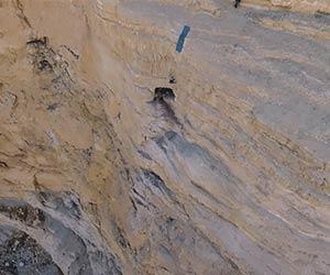 ユダヤ砂漠の恐怖の洞窟