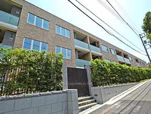 ザ・パークハウス広尾羽澤の画像