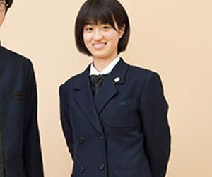 日出学園中学校の制服