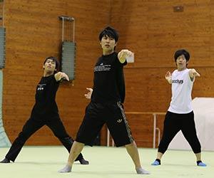 小山圭太2010年ドラマ「タンブリング」