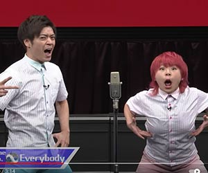 Everybody『Open the Curtain,SEXY!!』