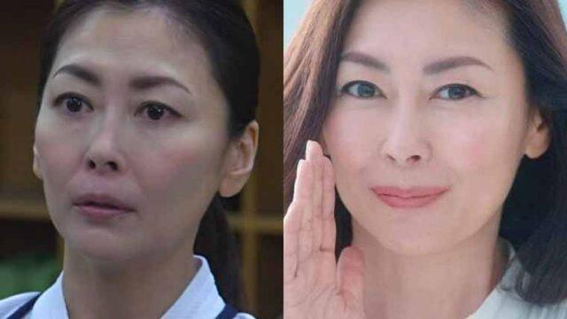 中山美穂の顔が変わった比較画像