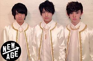 NEW→AGE