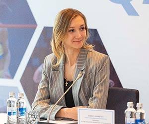 カザフスタンのオルガ・リパコワ