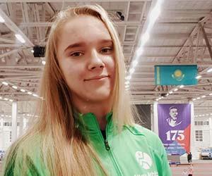 オルガ・リパコワ選手の娘のアナスタシア