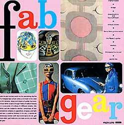 フリッパーズ・ギター「Fab Gear」