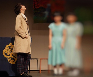 中山咲月の高校時代の卒業公演