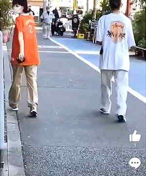 菅田将暉と小松菜奈のweibo画像