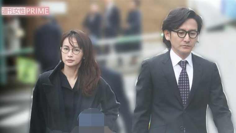 新藤晴一と長谷川京子